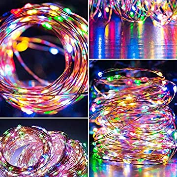 100-LED-Copper-Wire-String-Lights,-33ft-Battery-Operated-Indoor-Fairy-String-Lights,-Holiday-Decorative-Wreath-Christmas-Tree-Wedding-Party-Decoration-(2-Pack,-Multicolor)