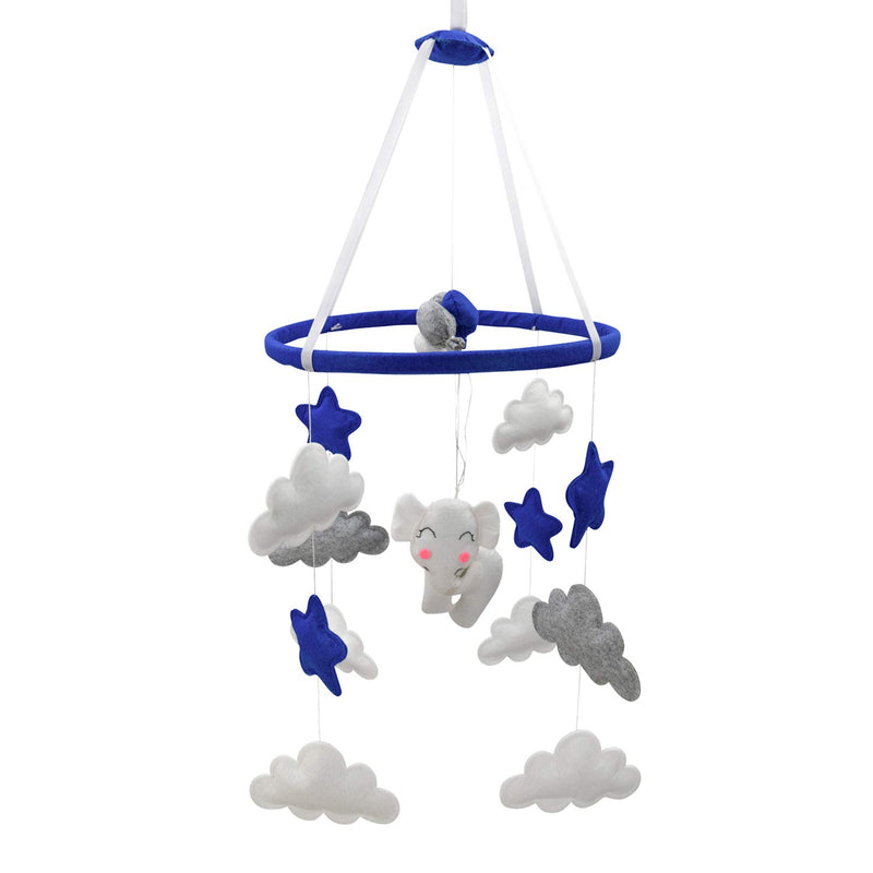 Piccolin-Baby-Crib-Mobile,-Hanging-Toys,-Nursery-Decor-for-Boys,-White