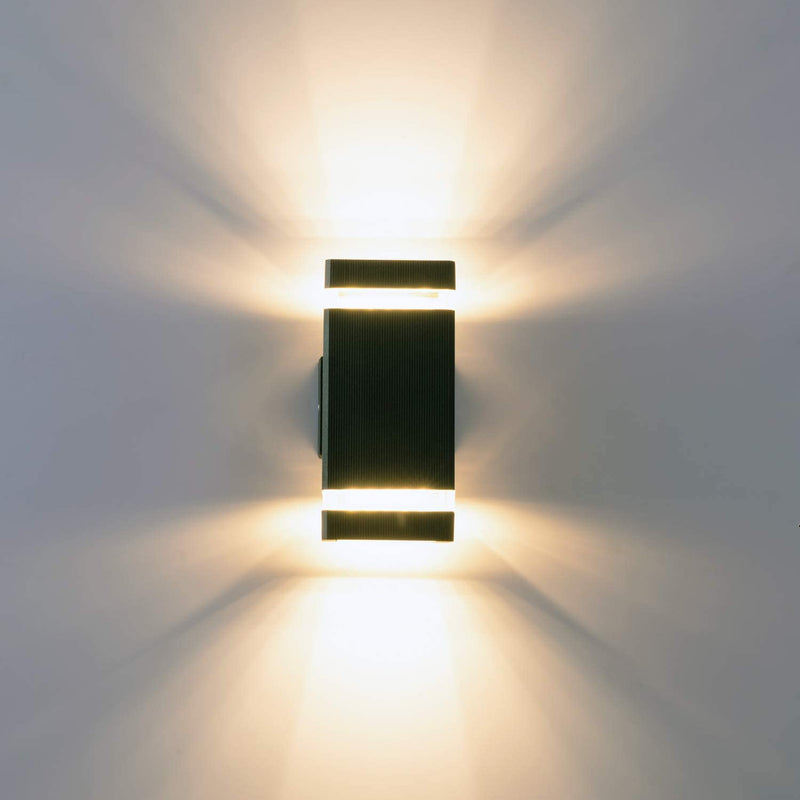 LPINYE-LED-Square-Up-and-Down-Wall-Light,-16W-3000K-Warm-White,-1440lm