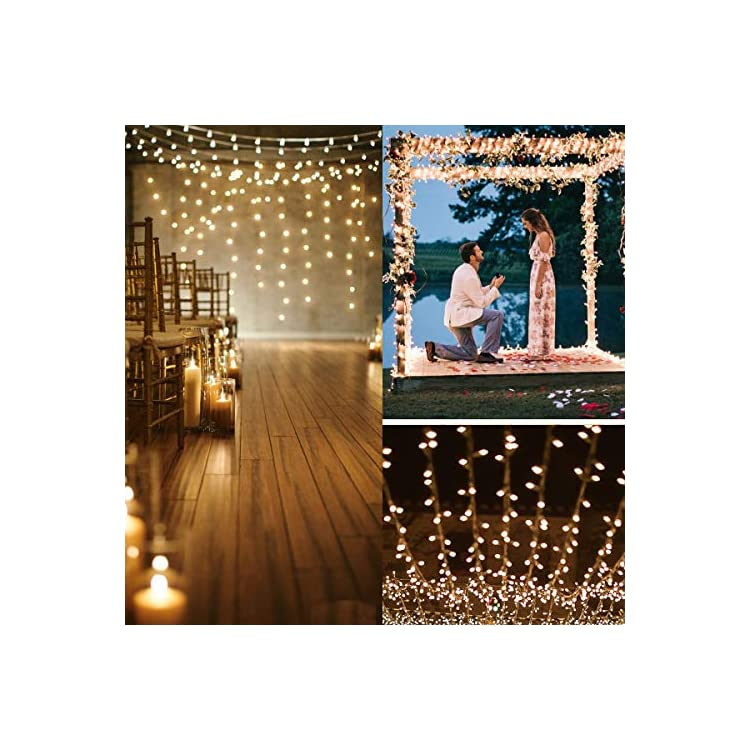 (2020-New)-Window-Curtain-String-Lights,-300-LED-9.8ftX9.8ft-USB-Powered-String-Lights,-4-Music-Control-Modes-8-Lighting-Modes-Waterproof-Decorative-Lights-for-Wedding,-Home,-Party,-Bedroom