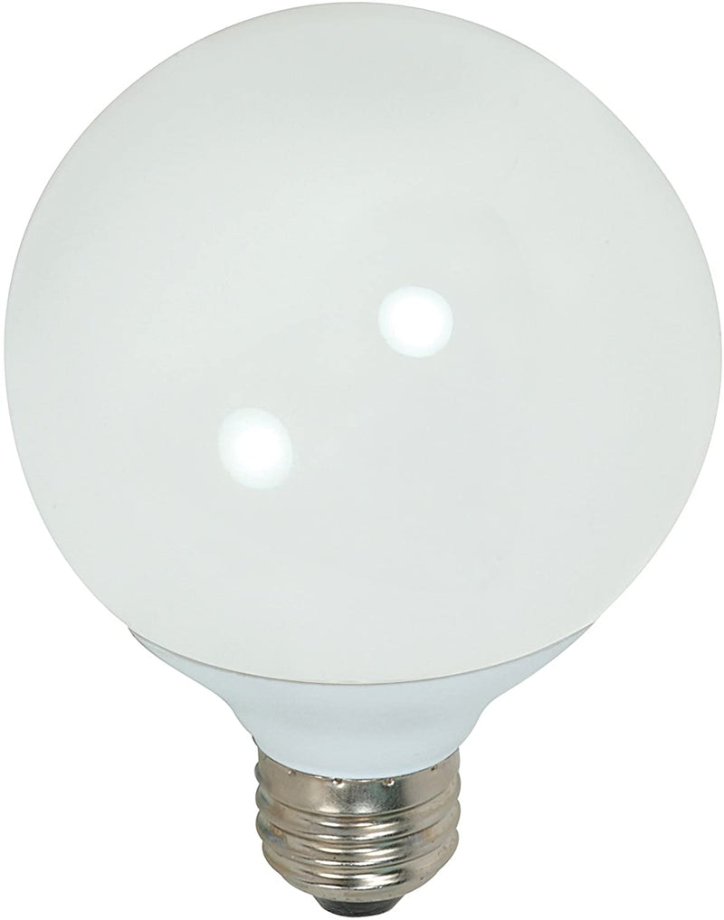 S7304-15-Watt-Medium-Base-Globe,-2700K,-120V-Incandescent-Lamp