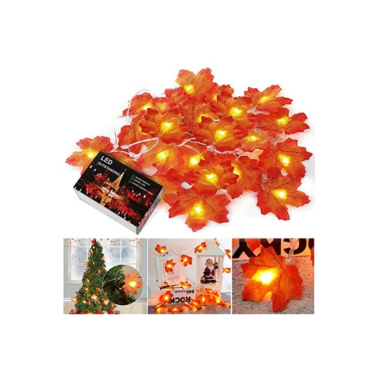 Christmas-Decoration-20-LED-and-40-Maple-Leaf-Wrapped-Fairy-Lights-8.2-Feet-Autumn-Lighting-Garland-Waterproof-Light-Strings-for-Christmas-Tree-Decoration-Indoor-and-Outdoor-Outdoor-Party-Wedding