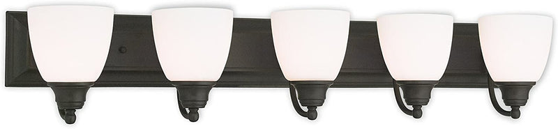 10505-07-Transitional-Five-Light-Bath-Vanity-from-Springfield-Collecti