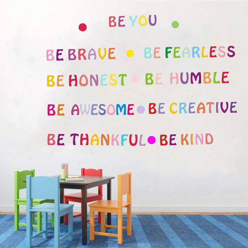 Be-Kind-Wall-Decals-Inspirational-Quotes-for-Kids-Rooms-Be-You-Motivat