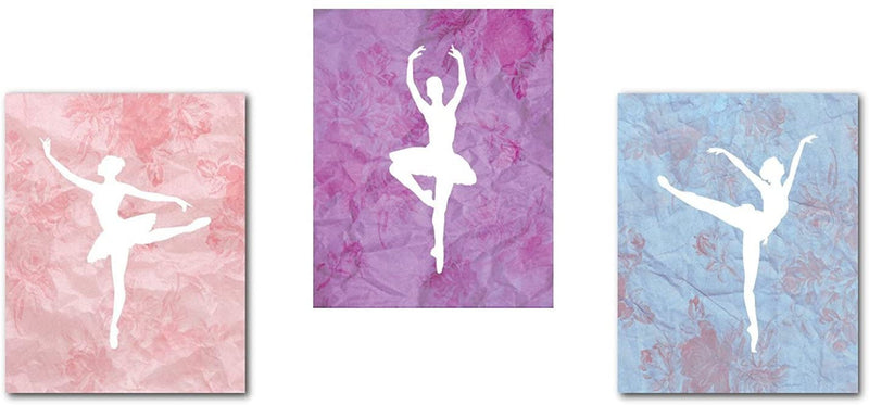 Ballerina-Decor-08x10-Inch-Print,-Ballet-Dancer-Collection,-Ballerina-