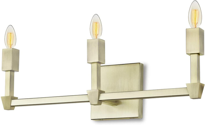 3-Light-Bathroom-Vanity-Light---Aged-Brass-Wall-Sconce,-Exposed-Bulb,-