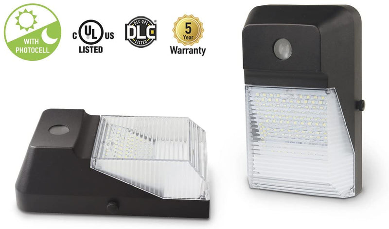 LED-Wall-Pack-Light-with-Photocell-9W-(35W-MH-Replaces)-3000K-Warm-Whi