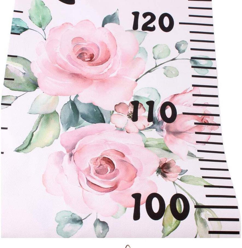 Baby-Growth-Chart-Ruler-Kids-Roll-up-Height-Chart-Wall-Hanging-Measure