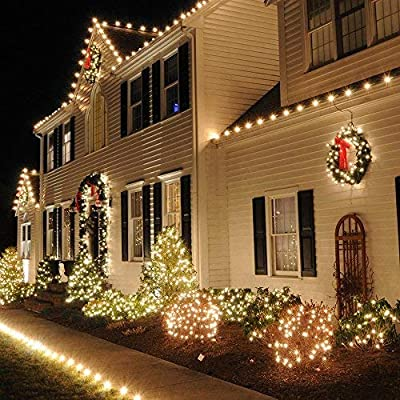 ErChen-Remote-Control-Adapter-Powered-Led-String-Lights,-165FT-500-Leds-Dimmable-Copper-Wire-Decorative-Fairy-Lights-with-8-modes-and-Timer-for-Indoor,-Outdoor,-Christmas-(Warm-White)
