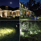Solar-Spotlights,-LED-Solar-Lights-Outdoor-Adjustable-Landscape-Wall-L