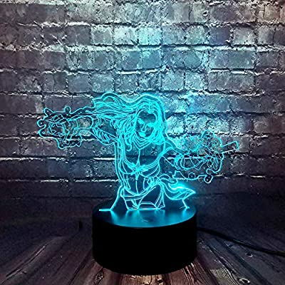 DC-Hollywood-Figure-Movie-Super-Hero-3D-Optical-Captain-Marvel-LEDNight-Light-for-Girl-Living-Room-7-Color-USB-Remote-Change-Decor-Mood-Table-Lamp-Holiday-Birthday-Kid-Boy-Friends-Gift(Marvel-Girl)