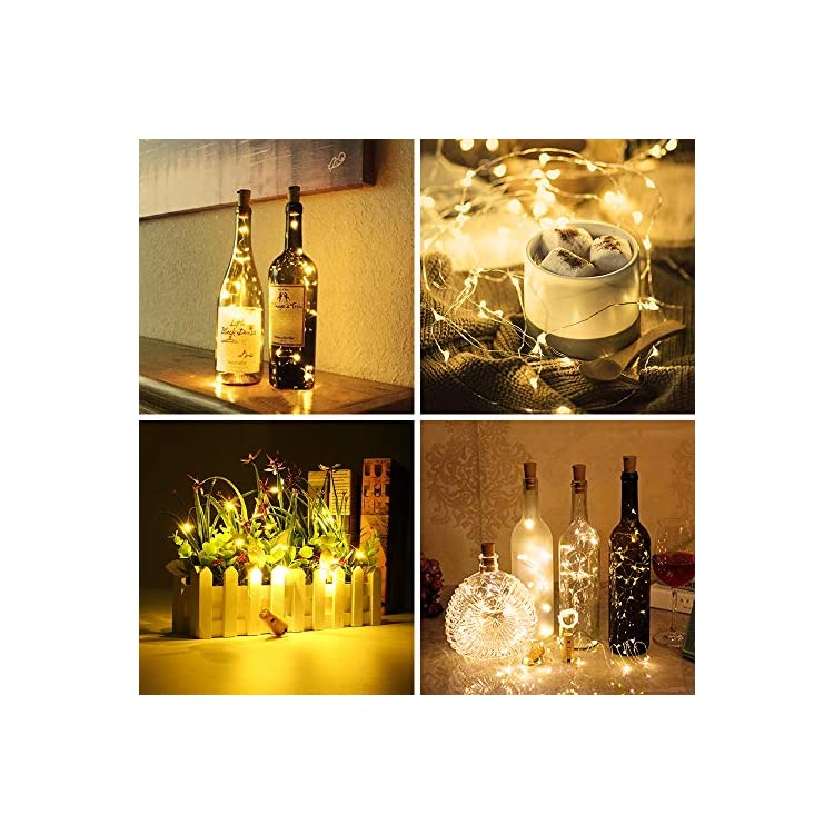 Cork-Lights-for-Wine-Bottles,-24-Pack-20-LEDs-Mini-Cork-Fairy-Lights-Battery-Operated-Cooper-Wire-Micro-Starry-String-Light-for-Mason-Jars-DIY-Crafts-Wedding-Party-Table-Decor-Warm-White