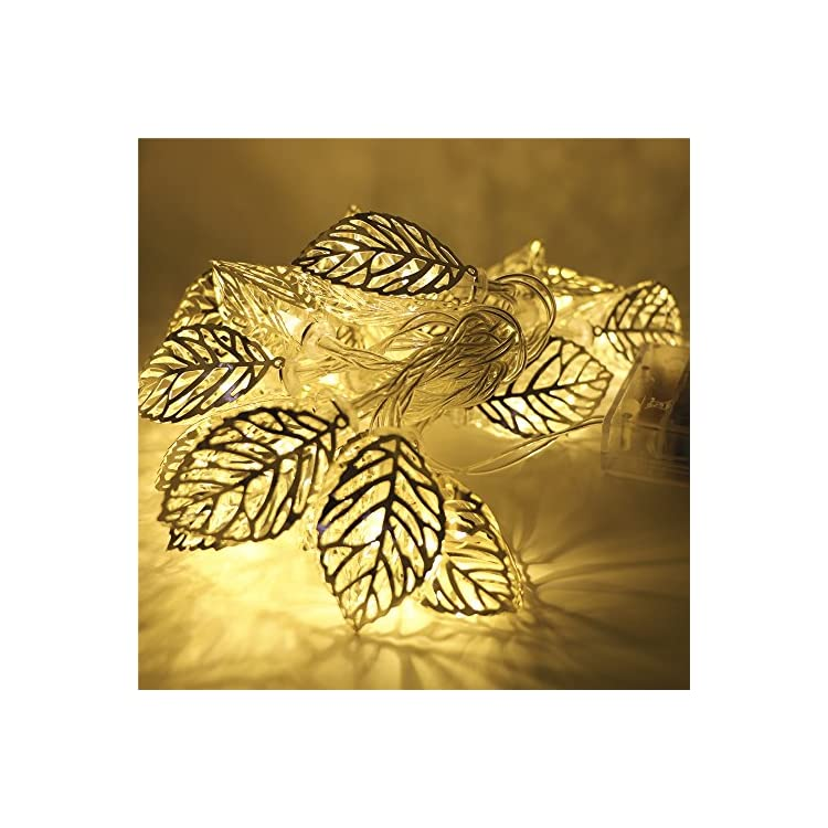 2m-20-LEDs-Leaf-String-Lights,-Battery-Operated-String-Lights-for-Wedding-Home-Garden-Indoor-Outdoor-Patio-Décor