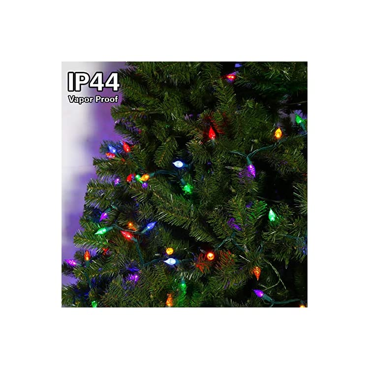 70-Count-C5-LED-String-Light,-18.3FT,-Multicolor,-Connect-Up-to-36-Sets,-Indoor-and-Outdoor-String-Light-for-Christmas,-Halloween,-Holiday,-Wedding-and-Party,-UL-Listed
