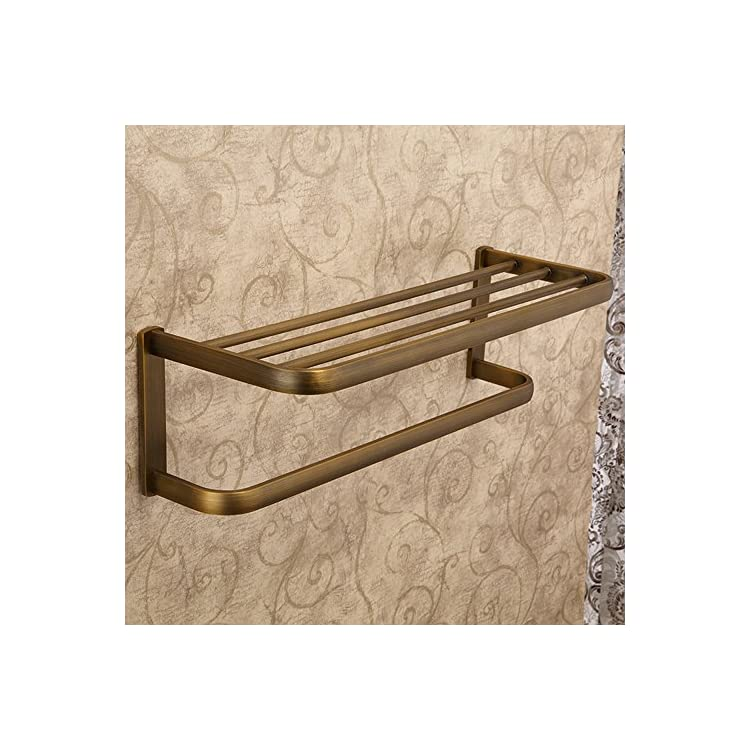 Retro-Bathroom-Accessories-Solid-Brass-Antique-Brass-Finished-Bathroom-Shelves-Space-Saver-Shelf-Wall-maounted