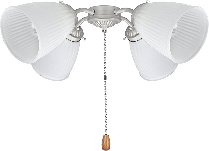 23037-4-Transitional-Style-Replacement-Frosted-Ribbed-Glass-Shade
