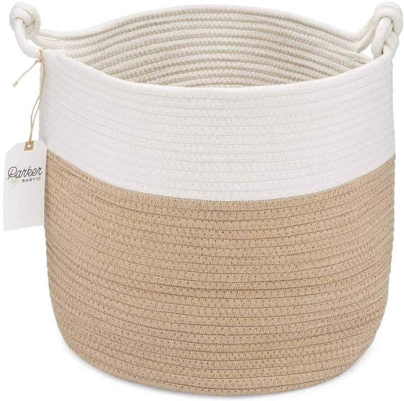 Parker-Baby-Nursery-Storage-Basket---Rope-Storage-Bin-and-Organizer-fo