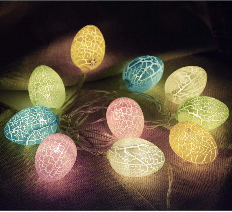 10-LED-Easter-Decorations-Eggs-Lights-Battery-Operated,-Colorful-Decor