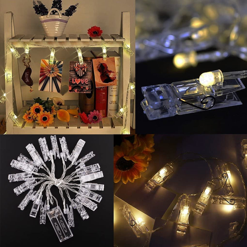 Photo-Clips-Lights,-Fairy-Window-Curtain-Wall-LED-String-Lights-for-Ha