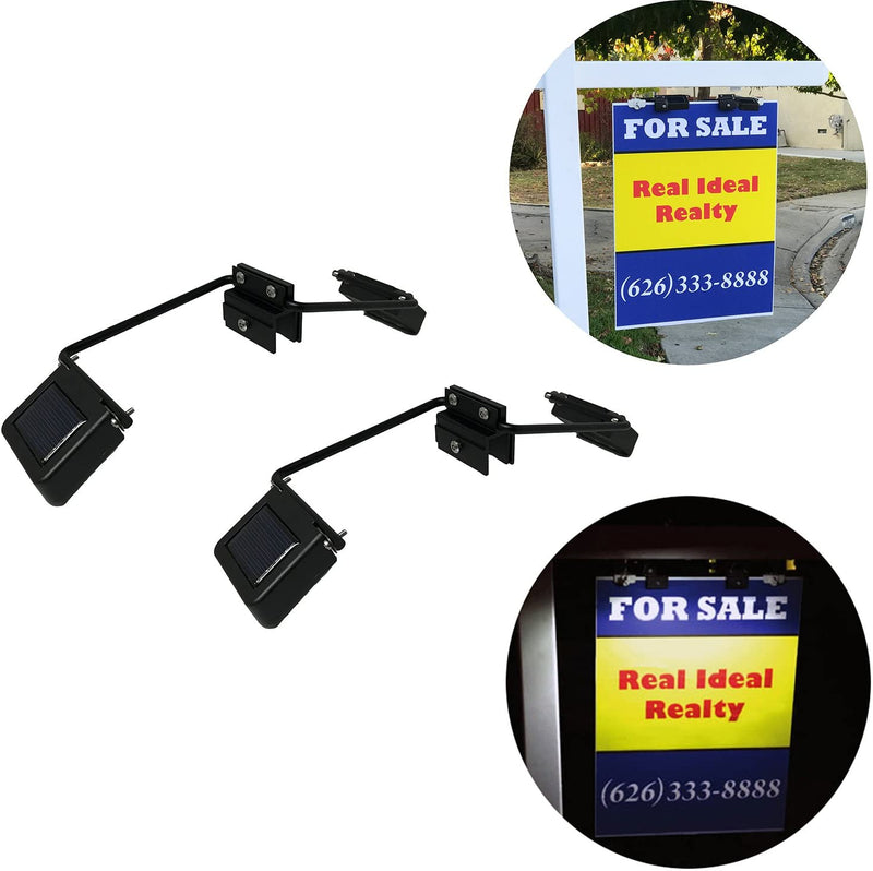 Powered-Dual-Sided-LED-Lights-for-Real-Estate-Signs-Mounting-Bracket-Yard-Sign-Lighting