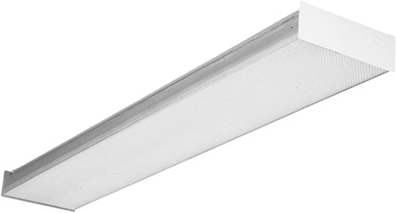 Fluorescent-Square-2-lamp,-2-feet,-MultiVolt-Wraparound-Light,-17W-T8