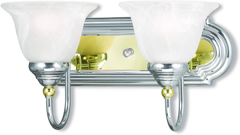 1002-52-Belmont-2-Light-Bath-Light,-Chrome-and-Polished-Brass