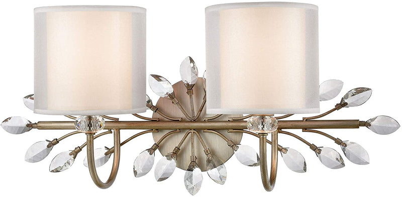 Elk-Lighting-16277/2-Vanity-Light,-Aged-Silver