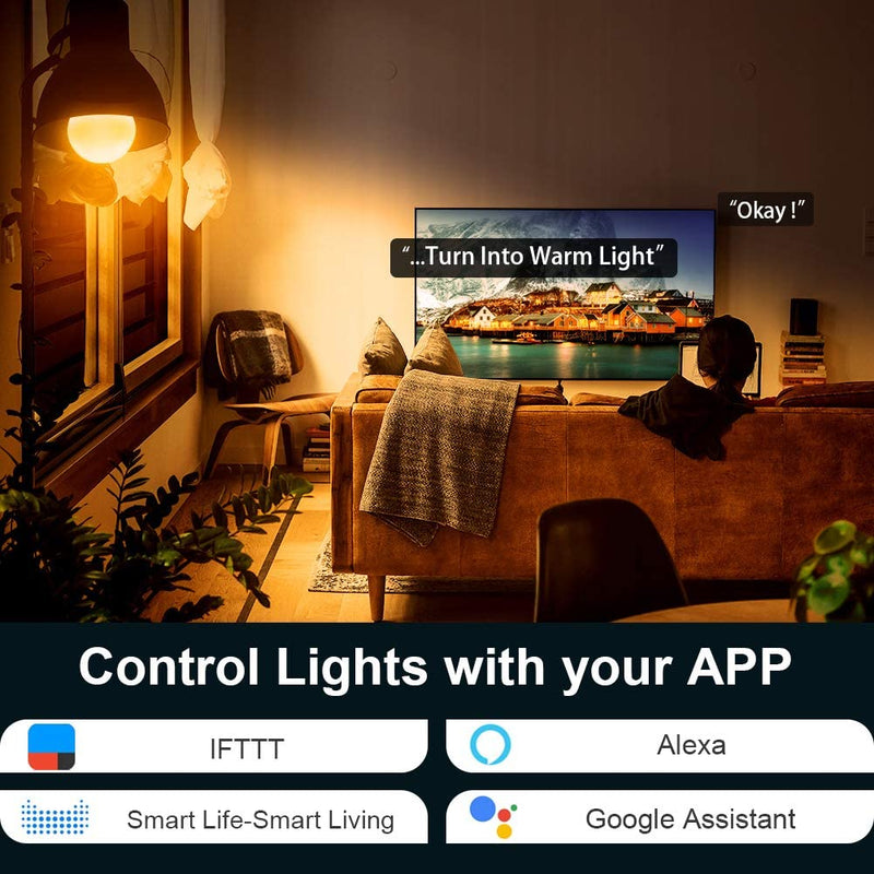 Smart-Light-Bulb,-Warm-White-+-RGB-Color-Changing-WiFi-LED-Smart-Bulb,