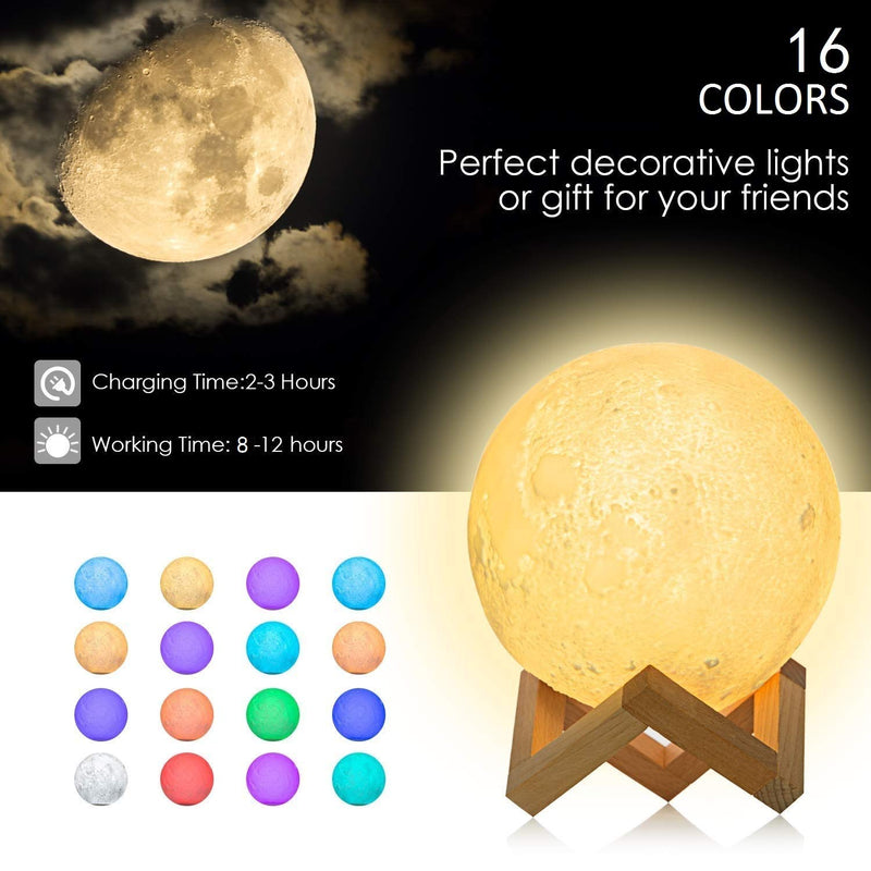 Moon-Lamp-3D,-5.9-inch-Hanging-LED-Moon-Light-Dimmable-Brightness-with