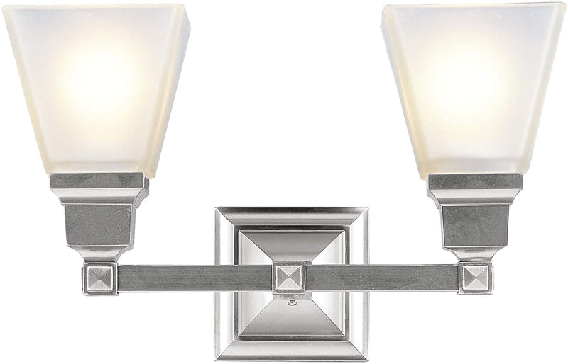 1032-91-Mission-2-Light-Vanity-Brushed-Nickel-with-Frosted-Glass