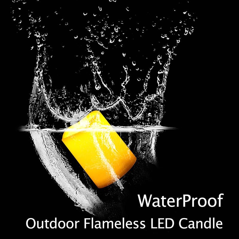 3-Pack-Outdoor-Flameless-LED-Battery-Operated-Candles-with-Remote-and-