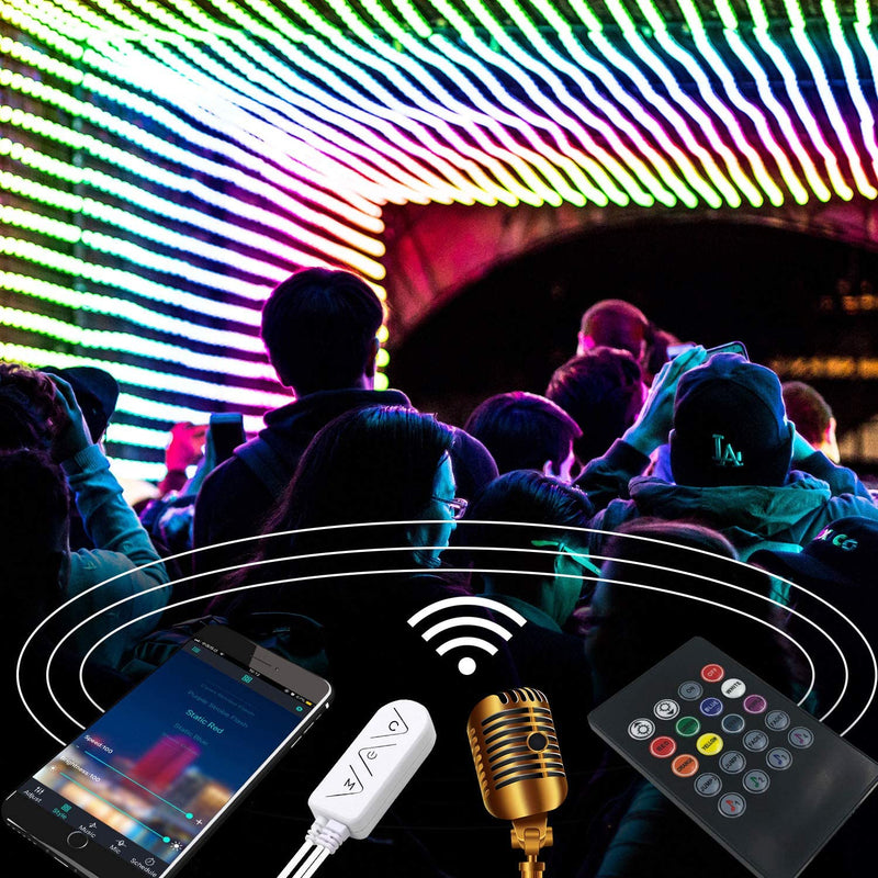 50ft-LED-Strip-Lights,-Bluetooth-App-Controlled-Tape-Lights-15M-Music-