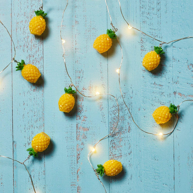 Lights4fun,-Inc.-20-Pineapple-Battery-Operated-Warm-White-Micro-LED-Indoor-Silver-Wire-Tropical-Party-String-Lights
