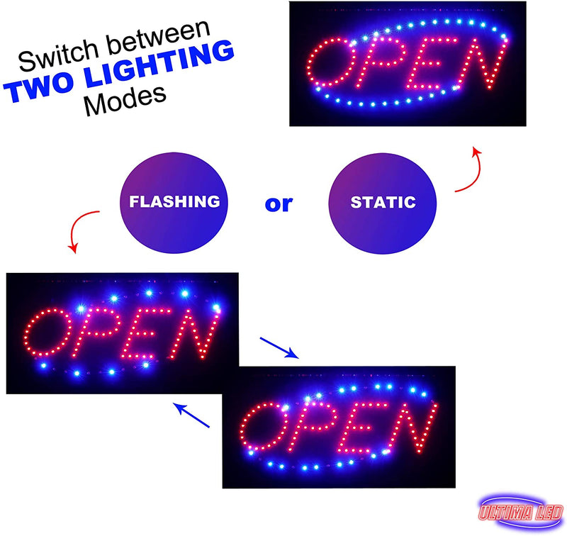Neon-Open-Sign-for-Business:-Lighted-Sign-Open-with-Flashing-Mode-–-In