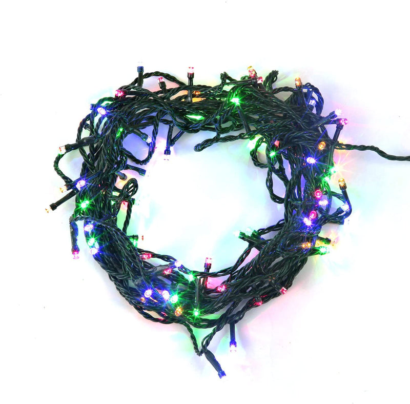 100-LED-Multicolored-Christmas-String-Lights-|-30-Ft,-Battery-Operated,-Auto-Timer,-8-Light-Modes,-Water-Resistant,-Indoor-and-Outdoor-Use