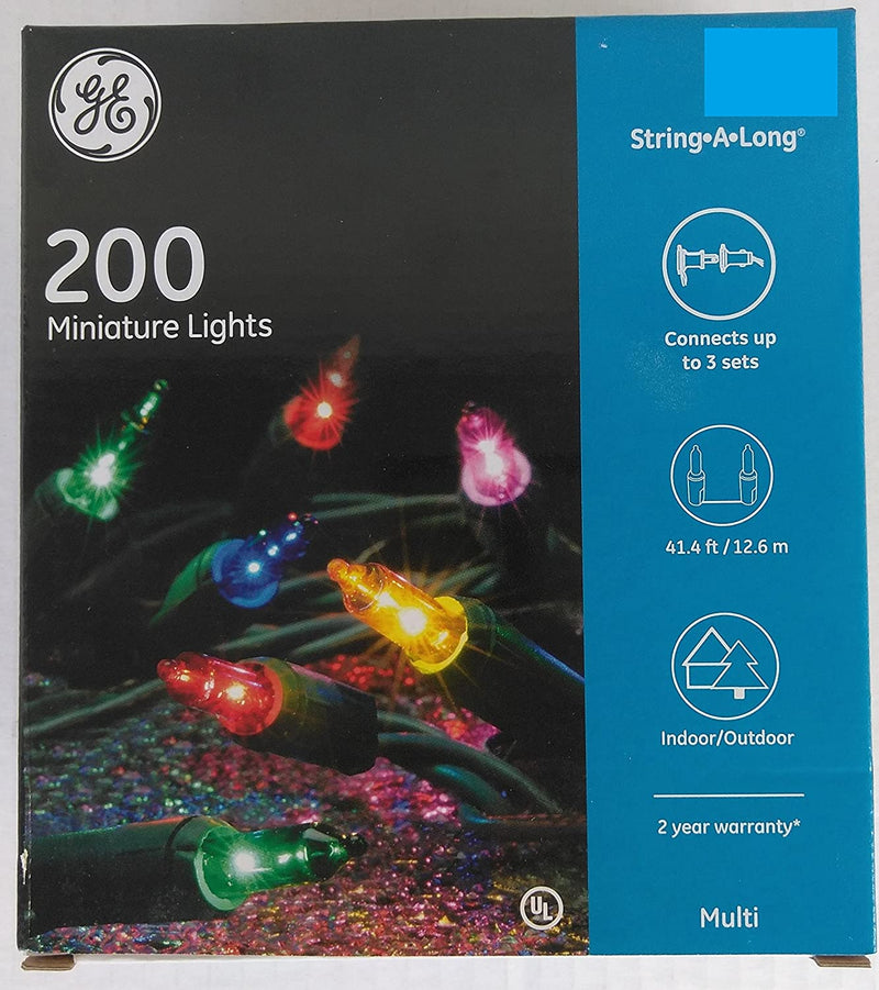 GE-200-Count-Indoor/Outdoor-Multi-Colored-String-Lights-Green-Wire