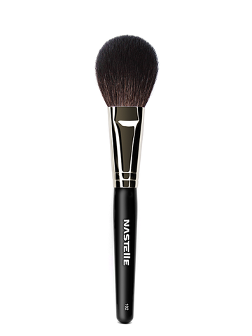 Nastelle - N102 Big Powder Brush - MUtinArt Make Up Store