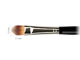 Nastelle - N147 Flat Concealer and Cream Eyeshadow Brush - MUtinArt Make Up Store