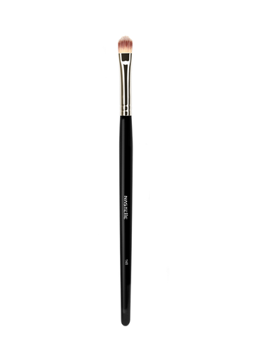 Nastelle - N148 Small Synthetic Concealer, Cream & Lips Flat Brush - MUtinArt Make Up Store