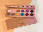 Affect Cosmetics - In The Spotlight PRO Eyeshadow Palette - MUtinArt Make Up Store