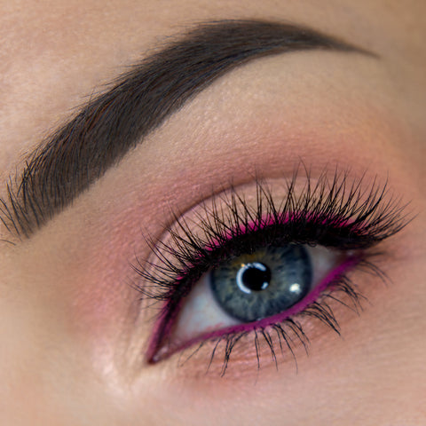 "iLAV - Fashion Eyelashes ""Rose"" Visone Naturale - MUtinArt Make Up Store"