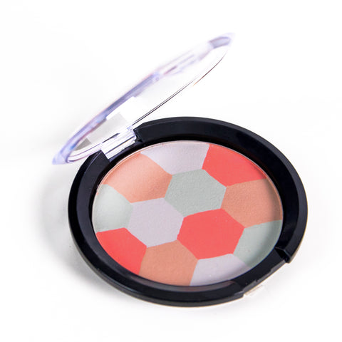 Affect Cosmetics - Mosaic Pressed Bronzer & Highlighter Fixing Powder - MUtinArt Make Up Store