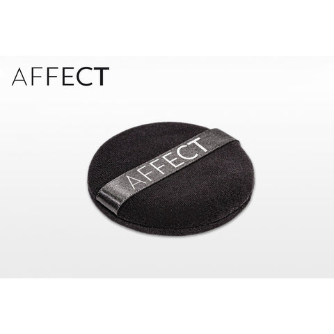 Affect Cosmetics - Black Velour Puff - Piumino per Cipria - MUtinArt Make Up Store