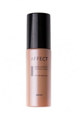 Affect Cosmetics - Skin Expert Moisturizing Foundation - MUtinArt Make Up Store