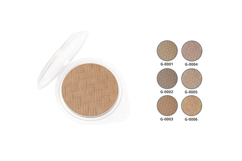 Affect Cosmetics - Glamour Pressed Bronzer Refill - MUtinArt Make Up Store