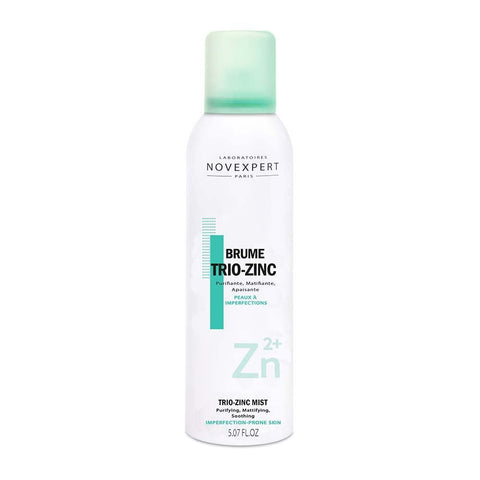 Novexpert - Face Mist Trio Zinc - Tonico Anti Imperfezioni