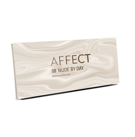 Affect Cosmetics - Nude By Day PRO Eyeshadow Palette - MUtinArt Make Up Store