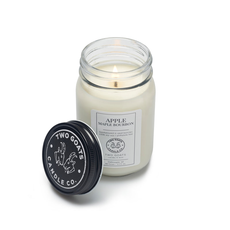 Bourbon Soy Candle