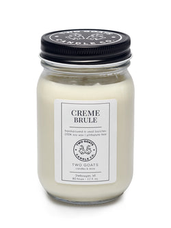 Creme Brulee Soy Candle