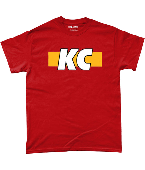 Kansas City Pro Colour Code KC Pick 6 Apparel T-Shirt - Pick 6 Apparel